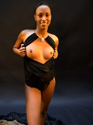 Camille, black panther debutante first time..