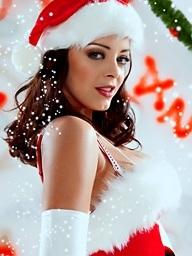 Liza Del Sierra, breasty brunette, miss..