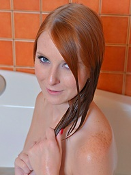 Linda Loved squirting a tub agile