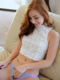 Nubile Films - photos featuring Natalie Craving in Self Induced Enjoyment