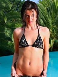 Sunlight Erotica Presents: CECILIA VEGA & MOANA MENDEZ - SunErotica.com - Along to Most Pulchritudinous Girls In Along to World