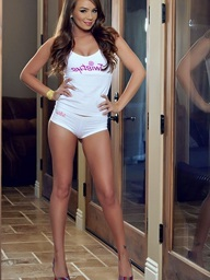 Capri Anderson - Twistys chick be advantageous to December 24, 2013