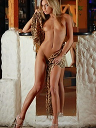 Blond Goddess.. featuring Veronika Fasterova | Twistys.com