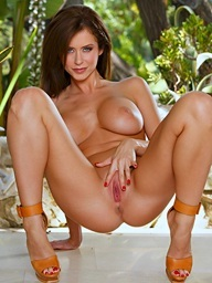Welcome To The Jungle.. featuring Emily Addison | Twistys.com